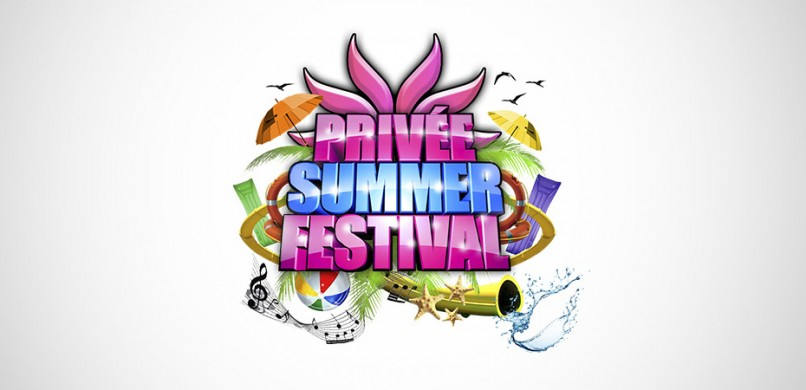 Logo Privee Summer Festival