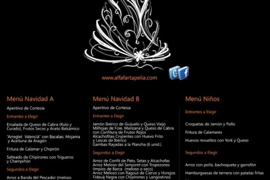 Actualización de páginas web Alfafar Tapelia