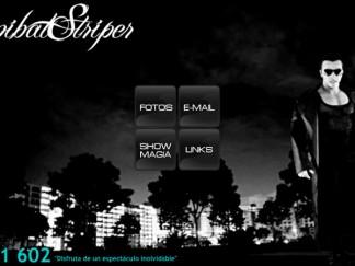 Página web Anibal Striper