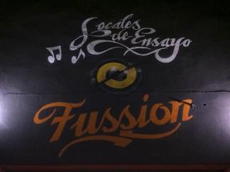 Mural para Fussion