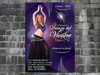 Cartel Laura Lorente