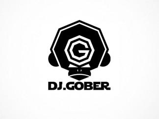 Logotipo para Dj Gober