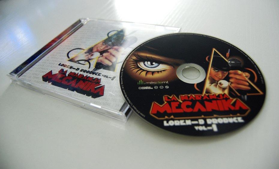 Diseño de CD