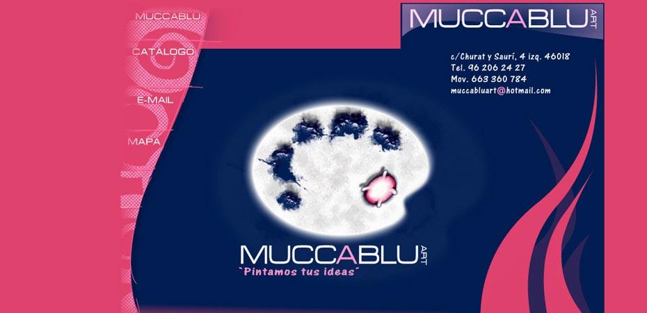 Página web Muccablu
