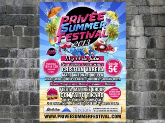 Cartel Privee Summer Festival