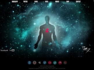 Página web The X