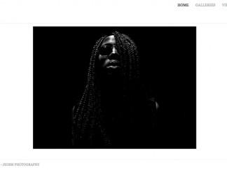 Diseño de página web para Jeosm Photography