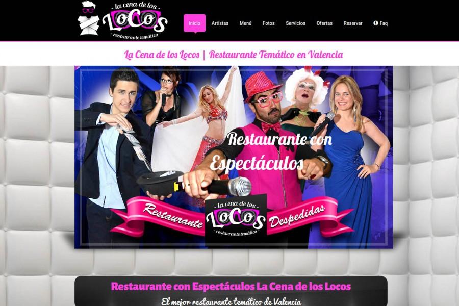 Restaurante la Cena de los Locos