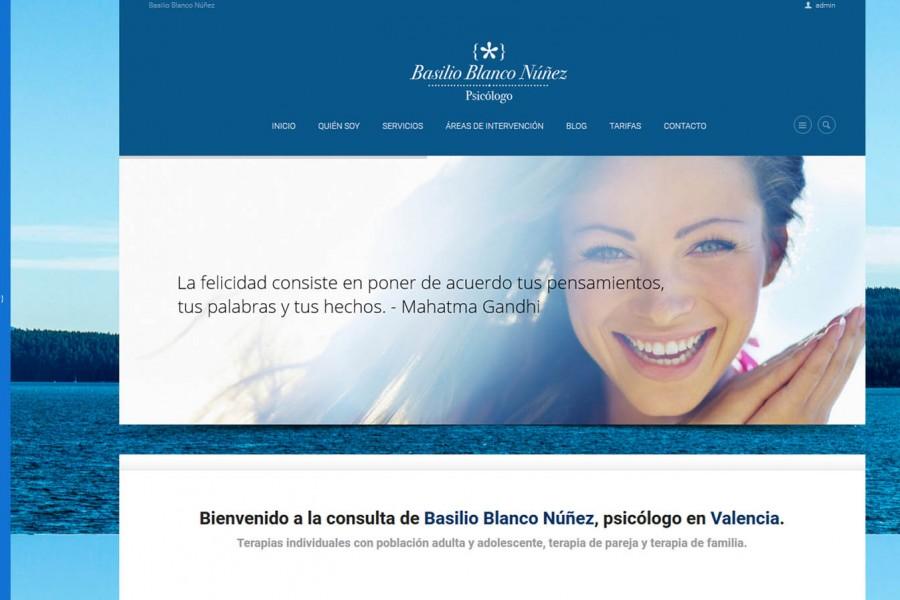 Psicología en Valencia Basilio Blanco