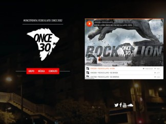 ONCE30 web
