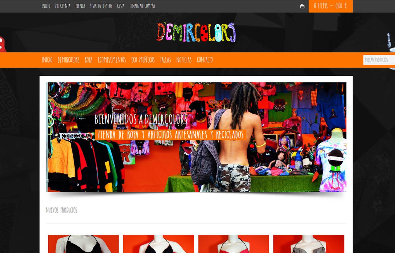 página web demircolors