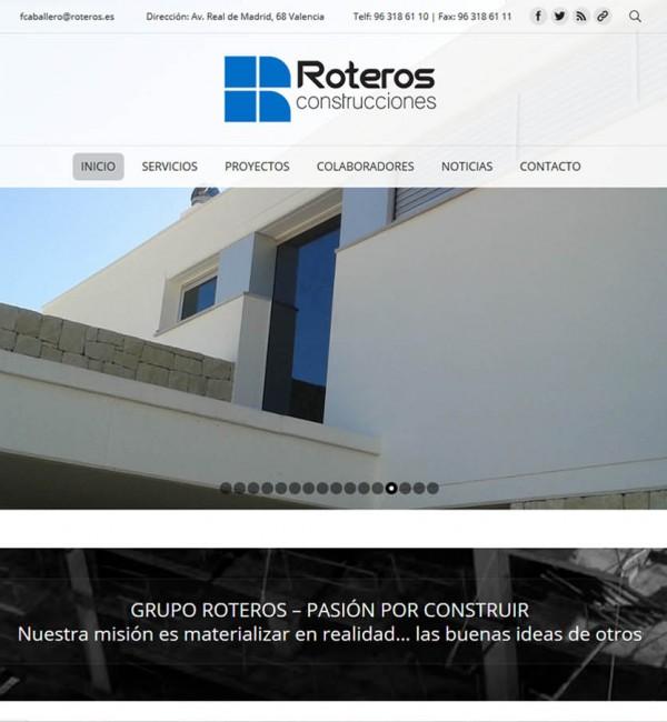 GRUPO ROTEROS