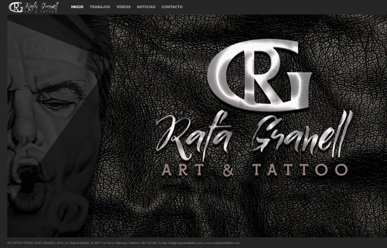 web tattoo