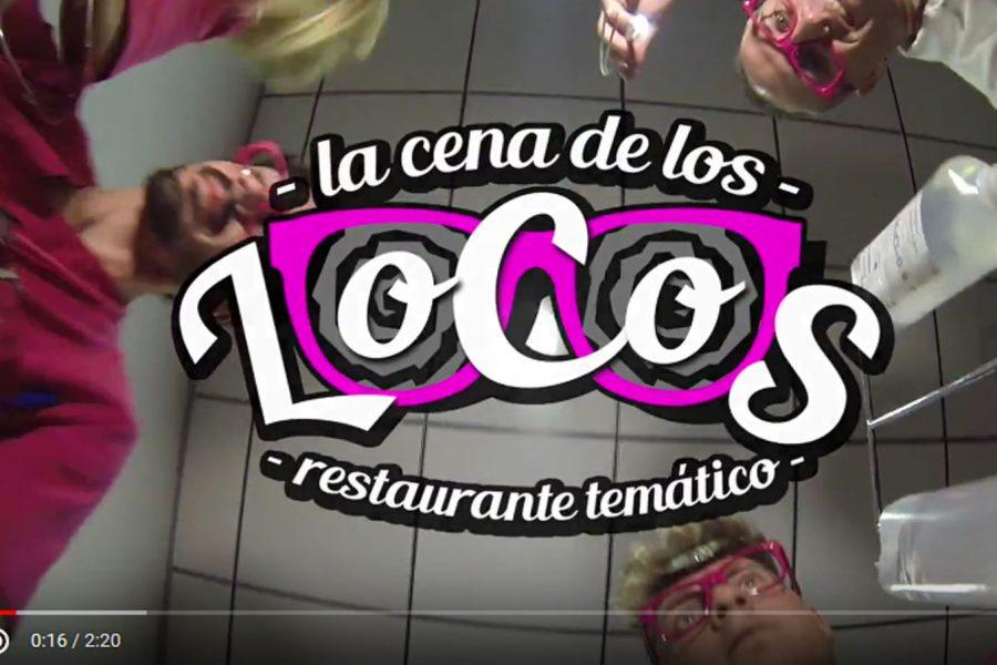 LA CENA DE LOS LOCOS